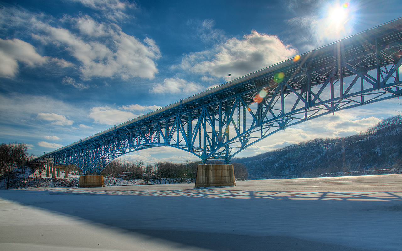 Freeport Bridge 1280X800