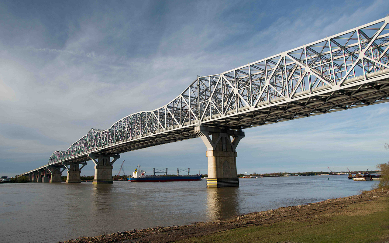 Huey P Long Bridge 1280X800