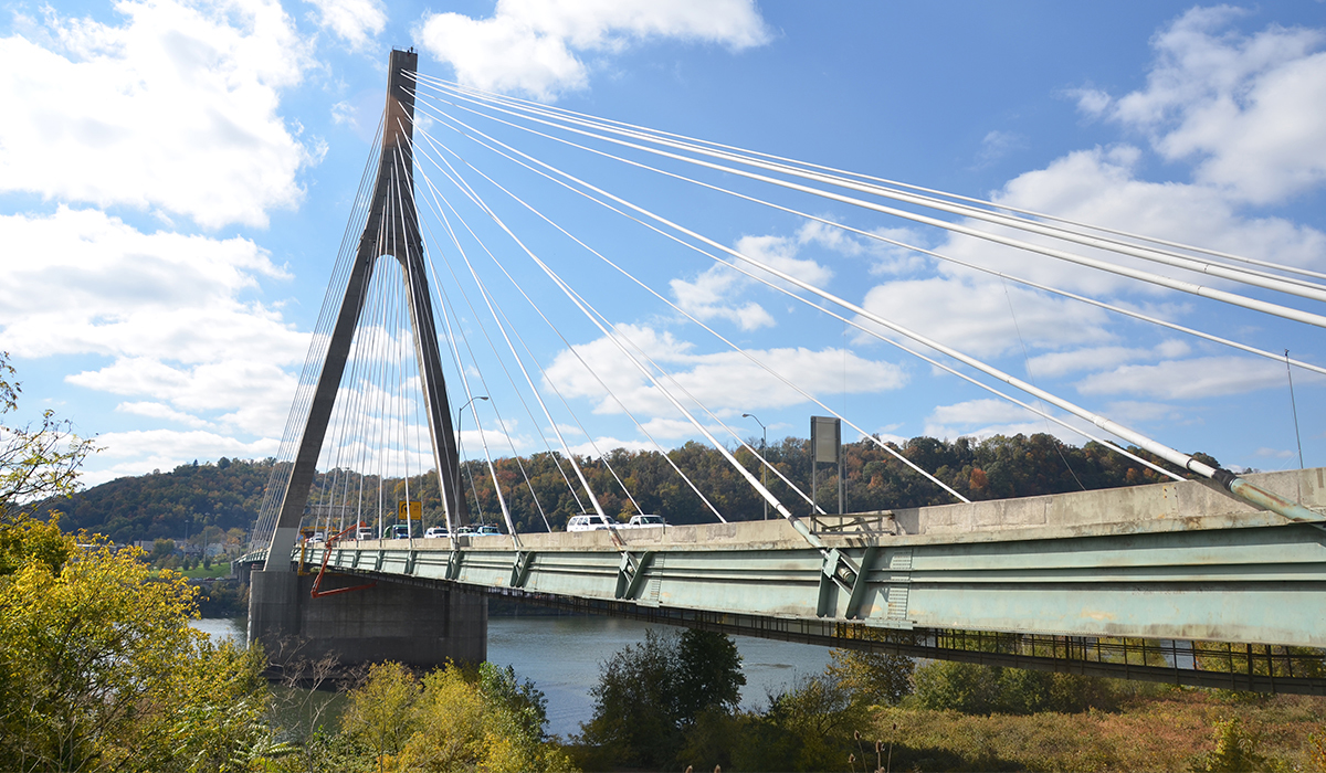 Cable Stayed Bridge Type2 1200
